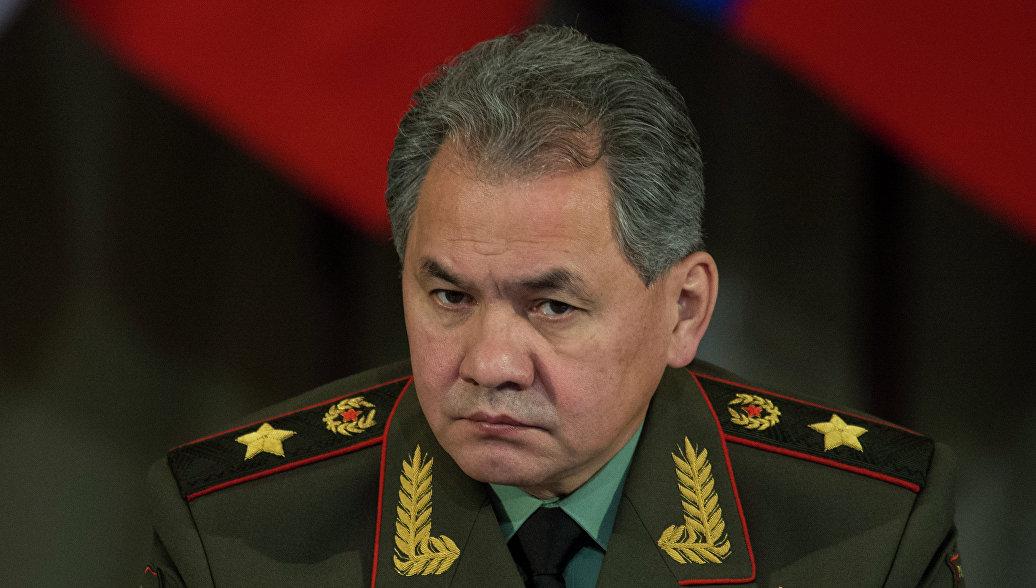 Шойгу: РФ благодарна КНР за поддержку Москвы в ситуации с Крымом