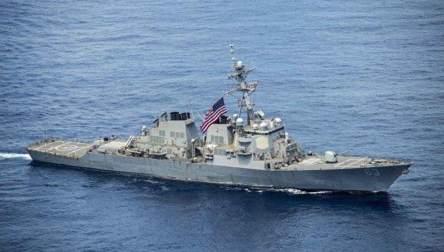 США, Япония и Южная Корея начали учения у берегов КНДР