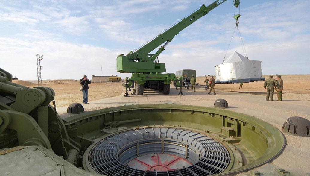 Ракету «Сармат» производства «Красмаша» протестируют впервом зимнем месяце