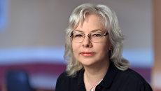 Первый заместитель гендиректора ФГУП Почта России Ольга Осина. Архивное фото