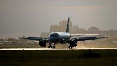 Самолет Airbus A319-11 авиакомпании Россия. Архивное фото