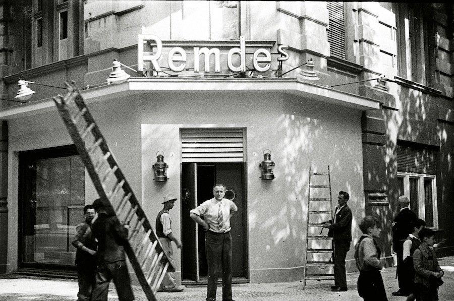 Выставка Братья Хенкины: открытие. Люди Ленинграда и Берлина 1920—1930-х годов в Эрмитаже