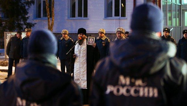 В Донбасс отпраили 67-ю колонну МЧС России с гуманитарной помощью