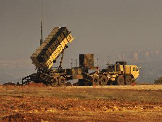 Зенитно-ракетный комплекс Patriot. Архивное фото