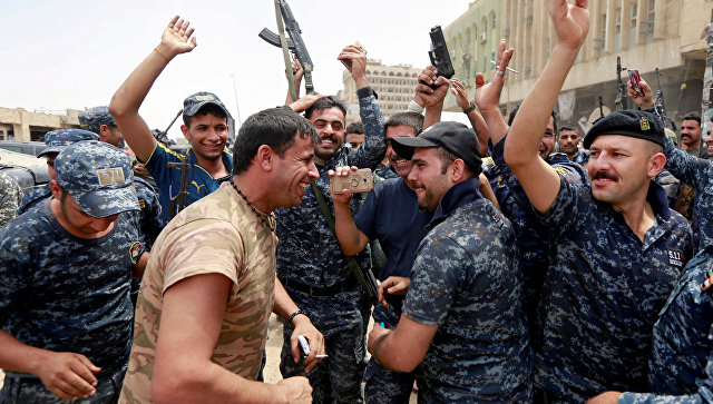 Иракский премьер  поздравил Мосул сосвобождением отИГИЛ