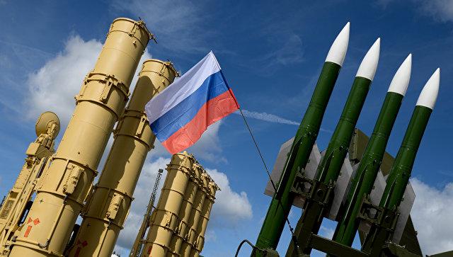 Зенитные ракетные системы концерна Алмаз-Антей. Архивное фото
