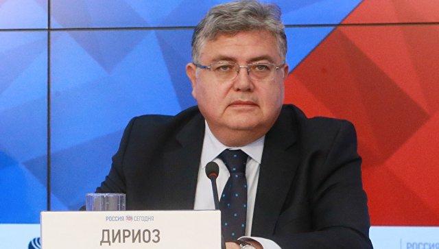 Чрезвычайный и Полномочный Посол Турции в Российской Федерации Хюсейин Дириоз. Архивное фото