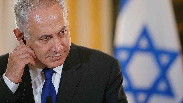 Нетаньяху:Если Аббас хочет мира, пусть идет на переговоры