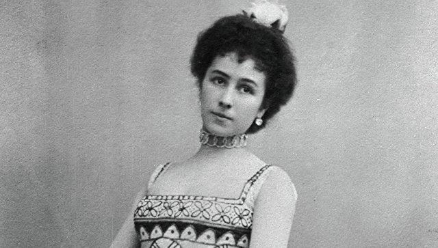 Балерина Матильда Кшесинская. Архивное фото