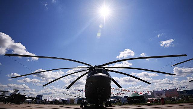Заместитель Шойгу: ВКСРФ получат самый новый учебный вертолет Ми-28УБ