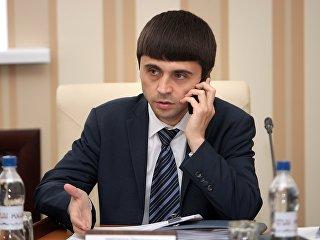 Заместитель председателя Совета министров Республики Крым Руслан Бальбек. Архивное фото