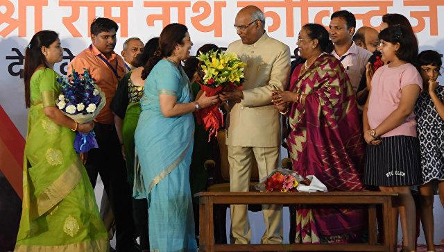 Президентом Индии стал кандидат от правящей коалиции Ковинд