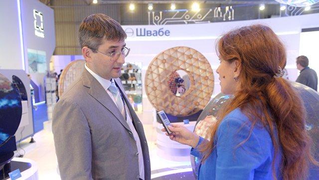 Генеральный директор УОМЗ Анатолий Слудных. Архивное фото