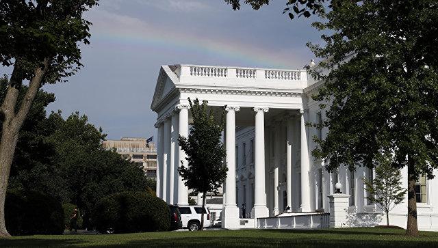 Северное крыло Белого дома. Архивное фото