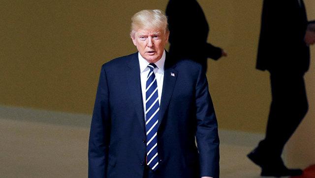 Трамп и лидеры конгресса обозначили контуры налоговой реформы