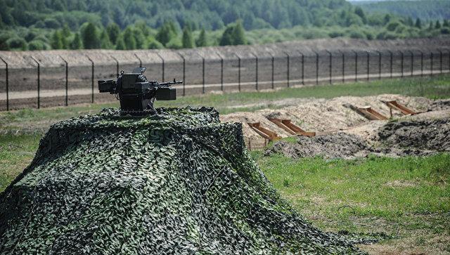 Украинских таможенников подозревали вхищениях при строительстве «Стены»