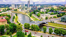 Город Вильнюс, Литва