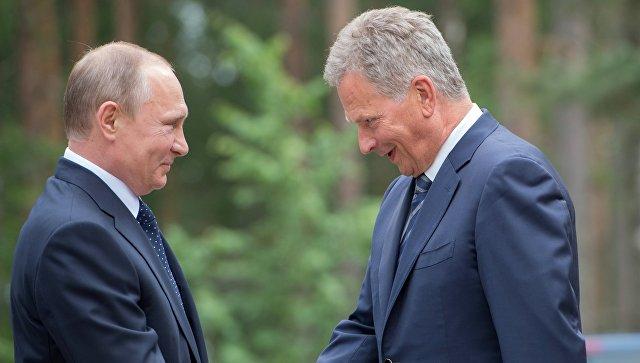Президент Финляндии заявил об активизации отношений с Россией