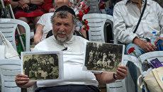 Празднование Дня Победы в Иерусалиме. Архивное фото