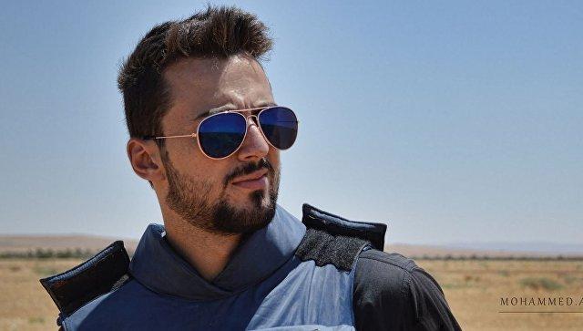 КорреспондентRT умер вСирии при обстреле боевиков