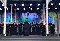 Участники музыкального фестиваля Просветитель на Валааме
