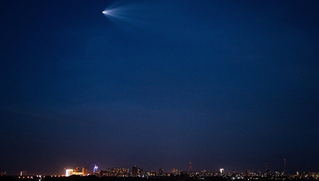 Рассчитано время иместо приземления экипажа МКС