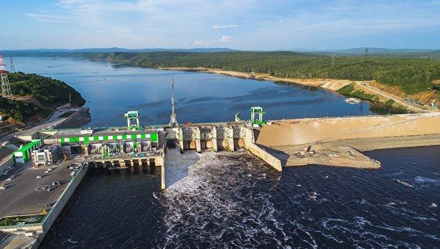 НаНижне-Бурейской ГЭС случилось подтопление пристанционной площадки