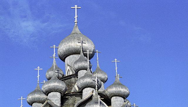 Выяснилось, когда закончится реставрация Преображенской церкви наКижи