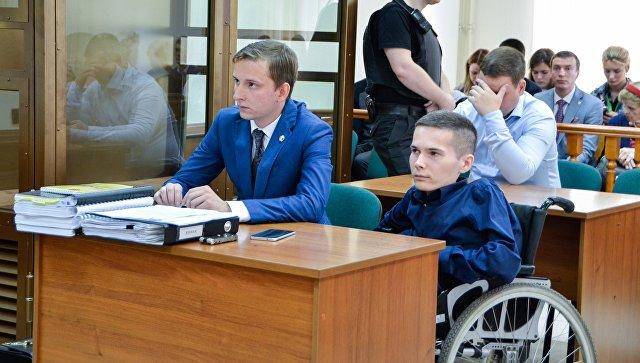 Антон Мамаев в Московском городском суде