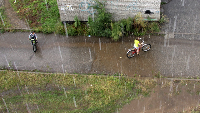 Погода в Амурской области. Архивное фото