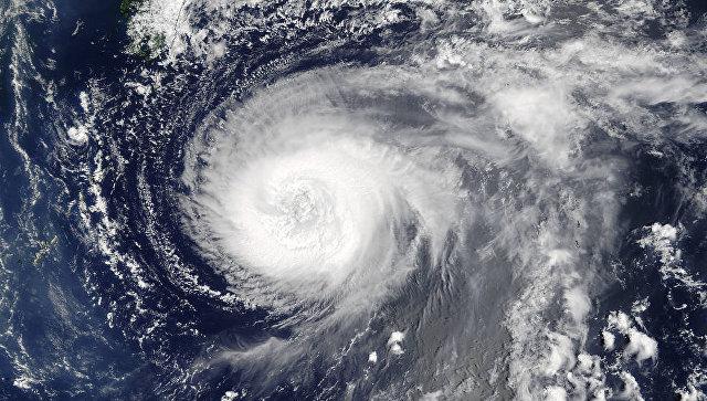 В Японии тайфун оставил без электричества 11 тысяч человек