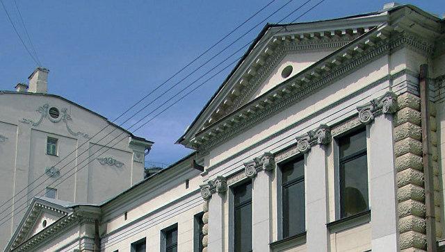 Посольство Латвии в России. Архивное фото