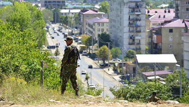 На границе Южной Осетии задержали двоих граждан России