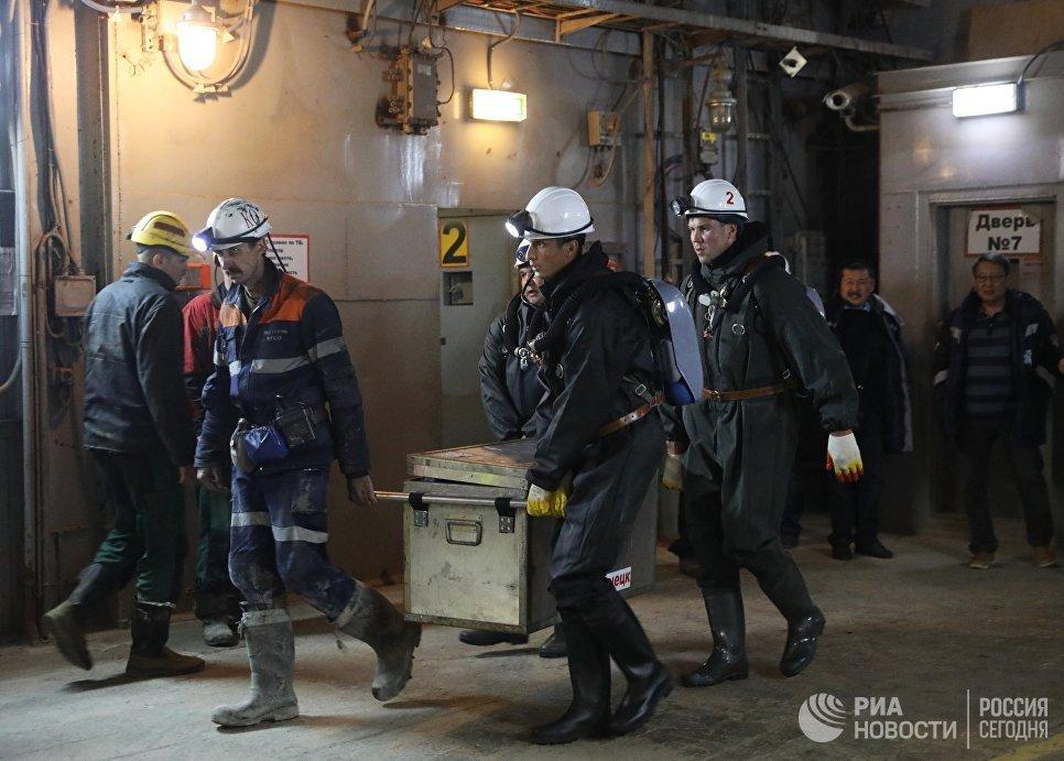 «Алроса» приступила ктрудоустройству горняков рудника «Мир» на остальные учреждения