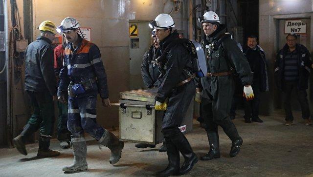 """На руднике """"Алросы"""" круглосуточно работают от 60 до 80 спасателей"""