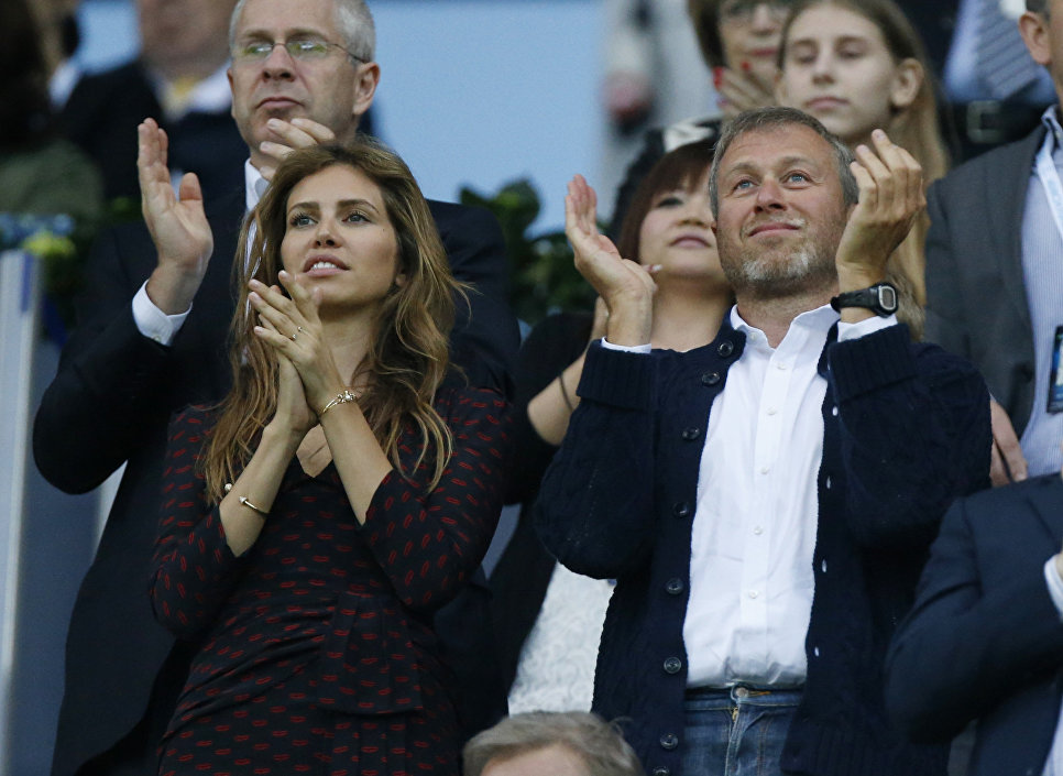 Роман Абрамович разводится с 3-й  супругой