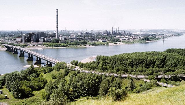 Вид на Кемерово. Архивное фото