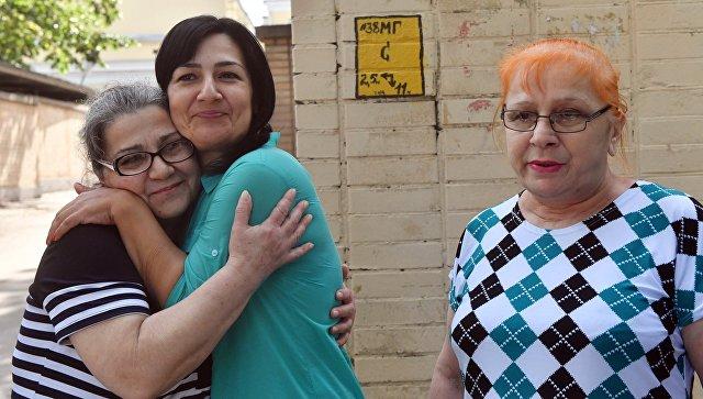 Две жительницы Сочи, осужденные за госизмену, вышли на свободу