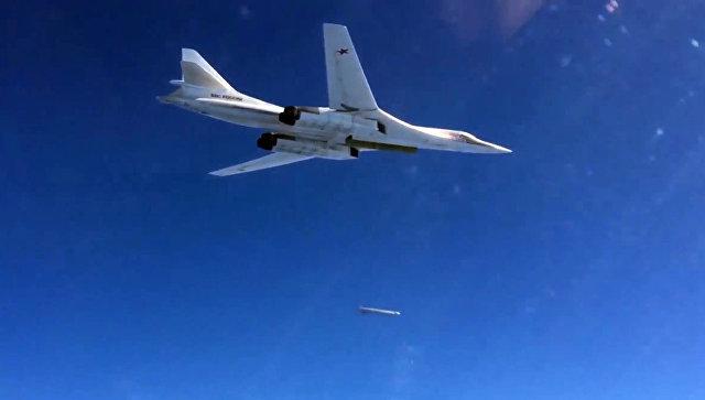 Россия увеличила интенсивность вылетов ВКС в Сирии
