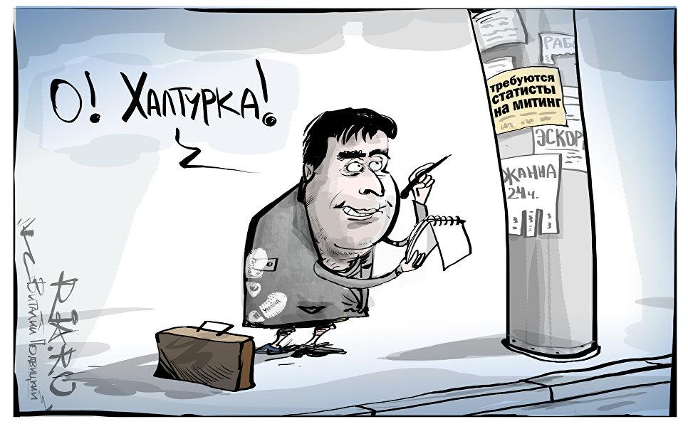 Йду в бій,— Саакашвілі підтвердив точну дату повернення вУкраїну