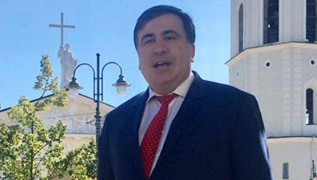 Саакашвили объявил , что Украина спасает республику Белоруссию  отнападения РФ