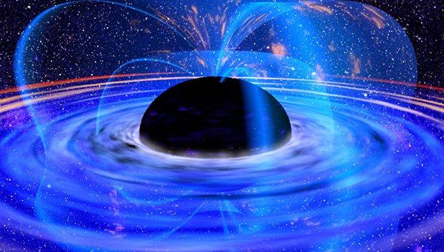 Черные дыры могут поглощать сигналы инопланетян— Ученые