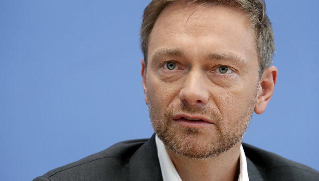 Тиль Швайгер проголосовал навыборах вГермании заСвДП