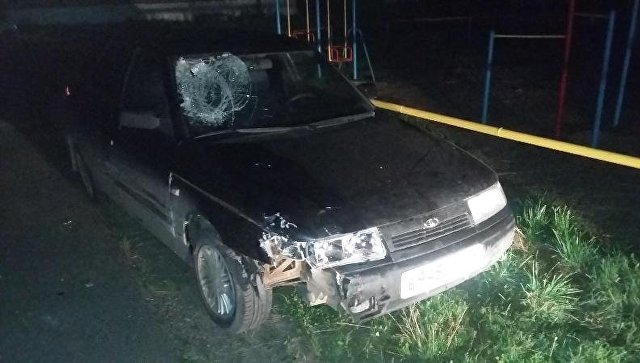 ВПрикамье нетрезвый  шофёр  ВАЗа сбил насмерть подростка