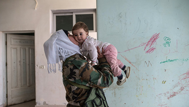 Более 600 тысяч сирийских беженцев вернулись в этом году в свои дома