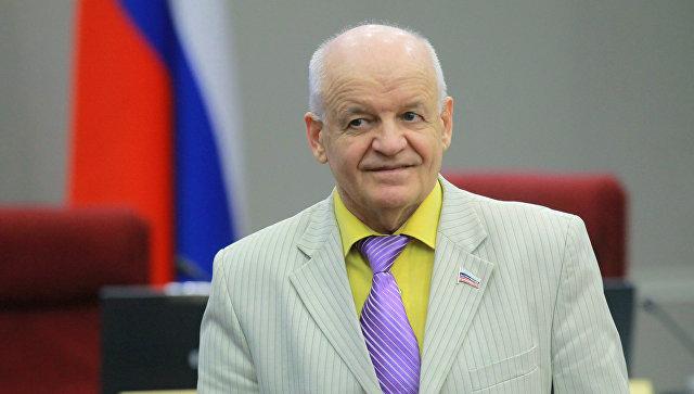 Бывший мэр Владивостока Виктор Черепков. Архивное фото