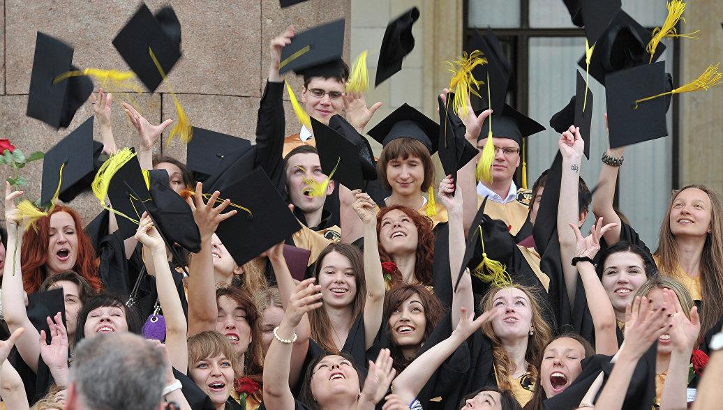 Студент в кредит кому российские банки давали займы на обучение  Студент в кредит кому российские банки давали займы на обучение РИА Новости 31 08 2016