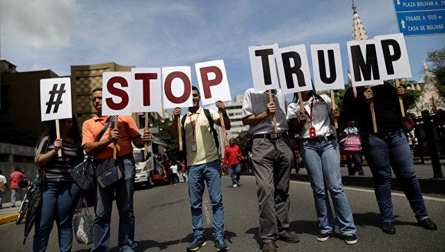 Мадуро объявил омасштабных военных учениях вответ наугрозы США