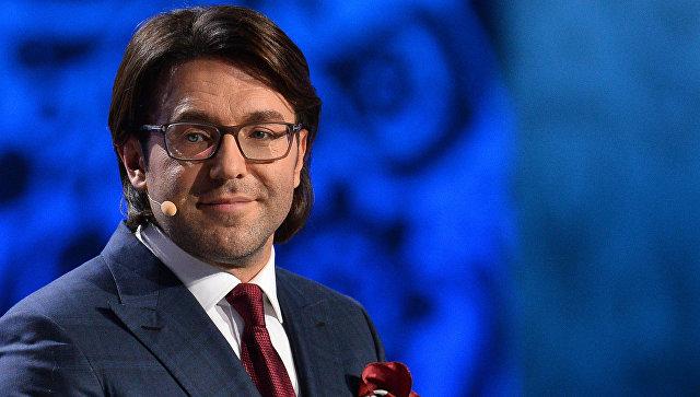Телеведущий Андрей Малахов. Архивное фото