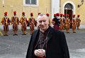 Госсекретарь Ватикана Пьетро Паролин. Архивное фото